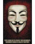 Poster V per Vendetta PP34097 - PSVPV1