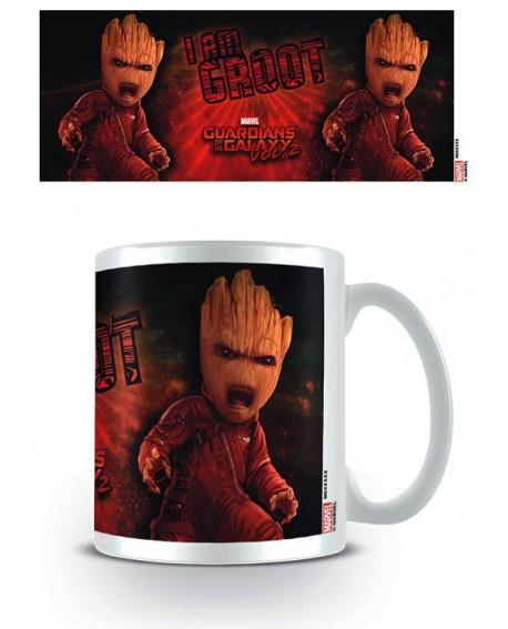 Tazza Guardiani della Galassia - Io Sono Groot - TZGDG1