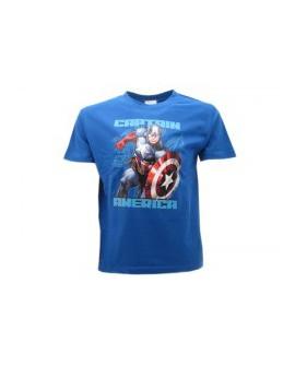 T-Shirt Avengers CAPITAN AMERICA - CAPB16.BR