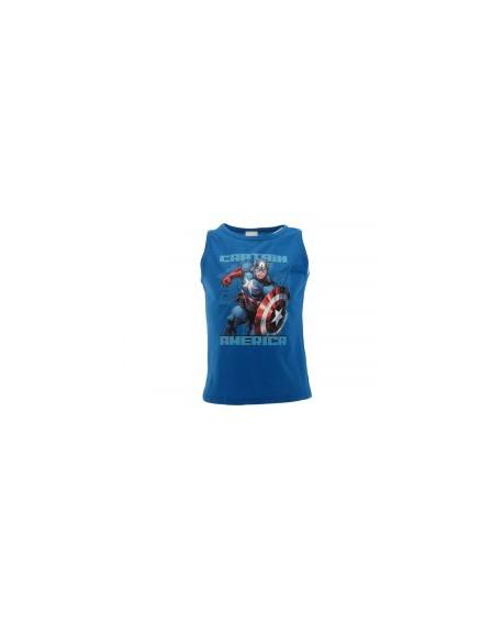 Canotta Capitan America Marvel Avengers - CAPB16C.BR