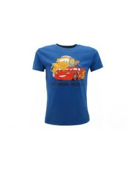 T-Shirt Cars - Saetaa McQueen e Cricchetto - CARS18.BR