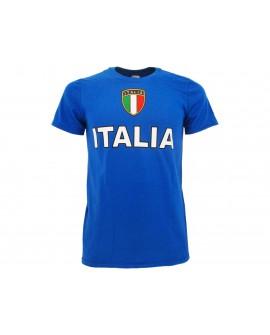T-Shirt Italia Scudetto - TUIT1.BR