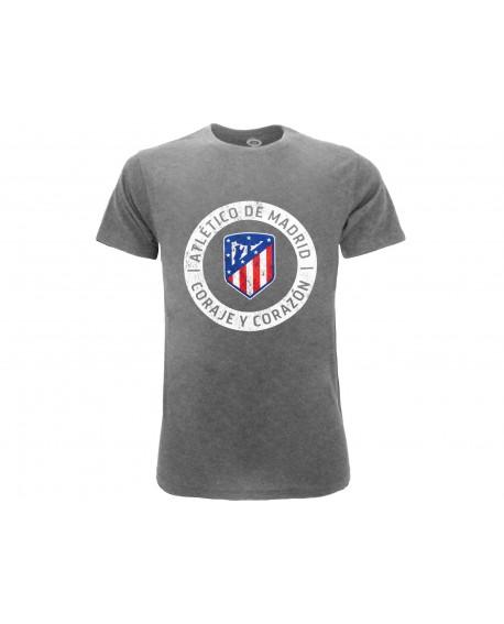 T-Shirt Ufficiale Atletico Madrid ATM1CE4 - AMTSH4