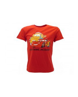 T-Shirt Cars - Saetta McQueen e Cricchetto - CARS18.RO