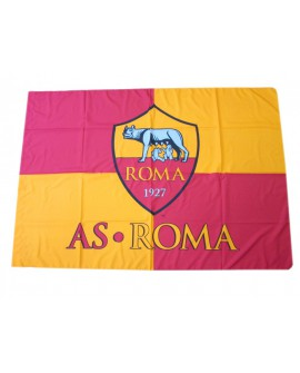 Bandiera AS Roma 100X140 - ROMBAN.S