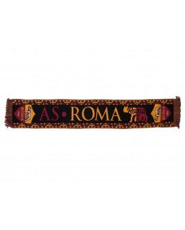 Sciarpa Ufficiale Roma modello Jaquard - ROMSCRJ12