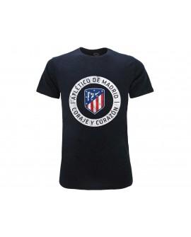 T-Shirt Ufficiale Atletico Madrid ATM1CE5 - AMTSH5