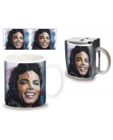 Tazza Grande Michael Jackson - TZMJ1