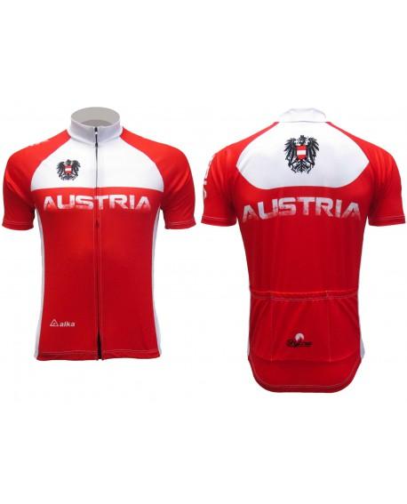 Maglia Ciclismo Austria - CICAUSM01