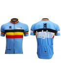 Maglia Ciclismo Belgio - CICBELM01