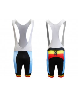 Pantaloni/Salopette Ciclismo Belgio - CICBELP01