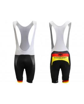 Pantaloni/Salopette Ciclismo Germania - CICGERP01