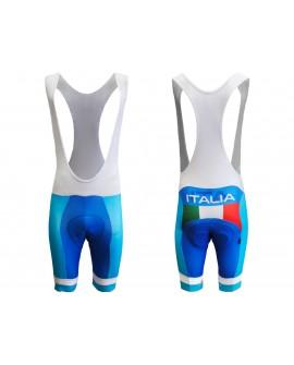 Pantaloni/Salopette Ciclismo Italia - CICITAP01