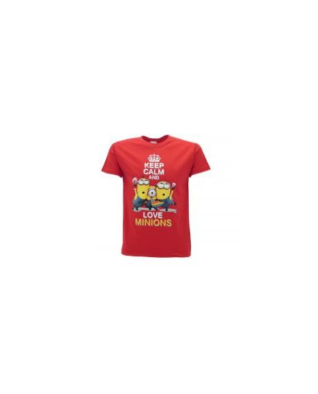 T-Shirt Cattivissimo Me 2 keep calm - CMKC.RO