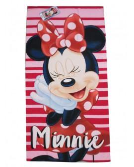 Telo da Mare Minnie 100% poliestere - DISMINTEL2