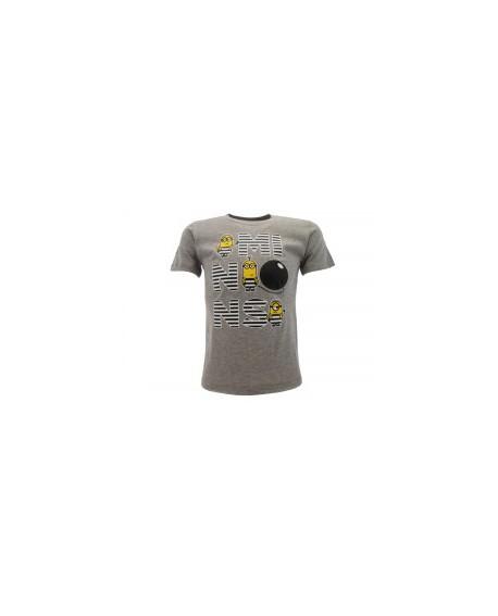 T-Shirt Cattivissimo Me 3 Prigione - CMPRI.GR