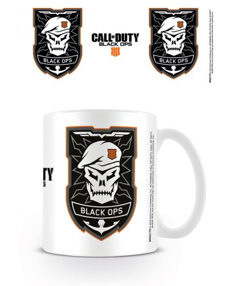 Tazza Call Of Duty Black Ops IIII MG25170 - TZCOD2