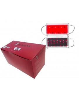 Box da 50pz Mascherina Milan Bambino 2 Grafiche - MILMASC1B