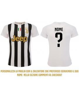 Maglia Calcio Juventus FC 20/21 Personalizzabile - JUPER21