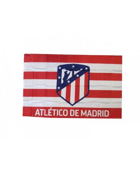 Bandiera Ufficiale Atletico Madrid 75X50CM - AMBAN1.P
