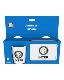 Set Gift porta pranzo + tazza  in Plastica Inter - INTSET2