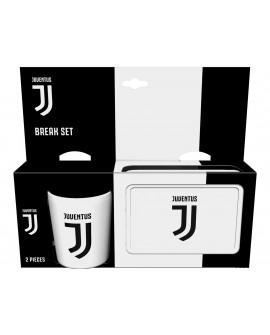 Set Gift porta pranzo + tazza in Plastica Juventus - JUVSET2