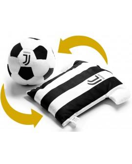 Cuscino trasformabile Ufficiale Juventus 30 cm - JUVCUS8
