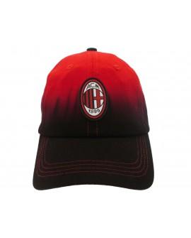 Cappello Ufficiale A.C Milan regolabile - MILCAP3