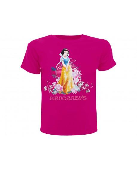 T-Shirt Principessa Biancaneve - DISBIA.FX
