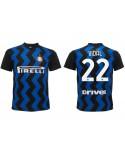 Maglia Calcio Ufficiale Fc Internazionale 20/21 - INVI21