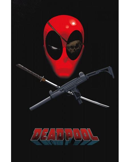 Poster Deadpool PP33795 - PSDE1