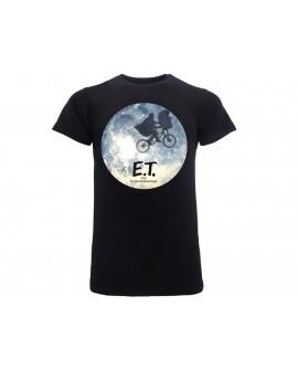 T-Shirt E.T. l'extra-terrestre - ET1.BN