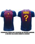 Maglia Calcio FCB Barcelona Personalizzabile - BAPER19