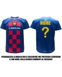 Maglia Calcio FCB Barcelona Personalizzabile - BAPER20