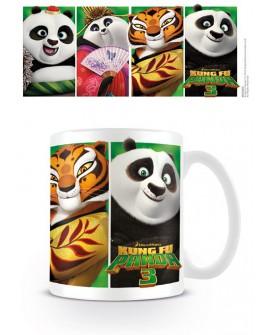 Tazza Kung Fu Panda 3 MG23840 - TZKP1