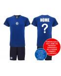 Kit maglia e pantaloncino Chelsea Personalizzabile - CHPER19C