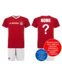 Kit maglia e pantaloncino Bayern Monaco Pers. - BMPER19C