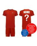 Kit maglia e pantaloncino Arsenal Personalizzabile - ARPER19C