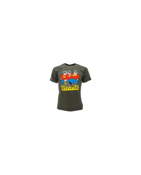 T-Shirt Banda Bassotti Disney - BANBL.VR