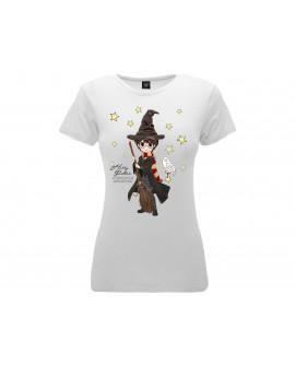 T-Shirt Harry Potter Donna - HP21.BI