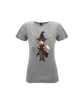T-Shirt Harry Potter Donna - HP21.GRM