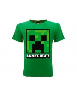 T-Shirt Minecraft Creeper - MC13.VR