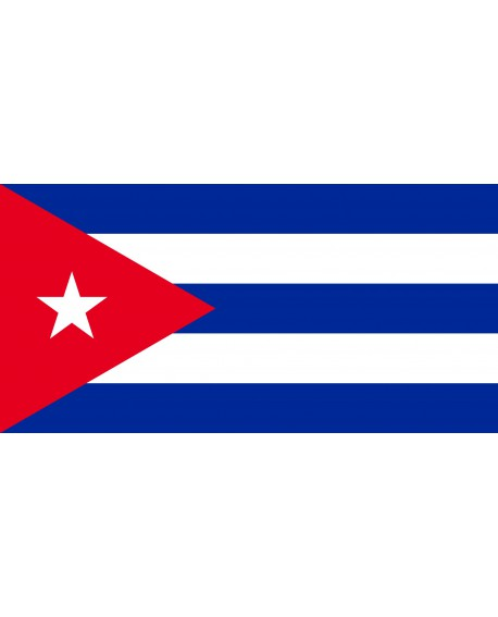 Bandiera Cuba 100X140 - BANCUBG