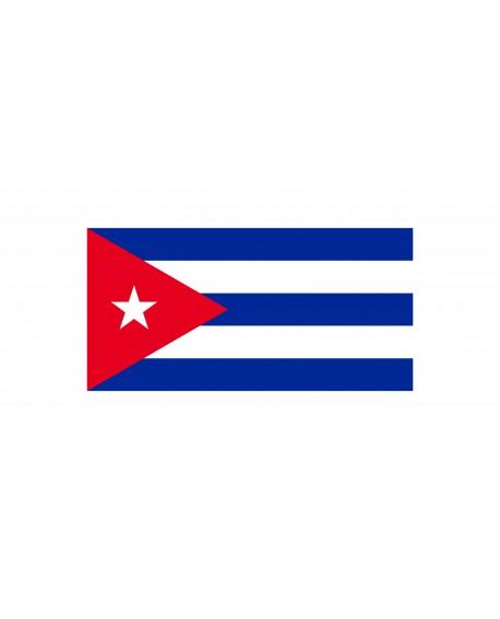 Bandiera Cuba 50X70 - BANCUBP