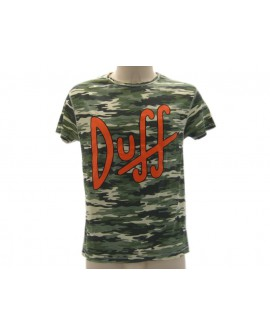 T-Shirt Simpsons Duff - SIMDUF.CAM