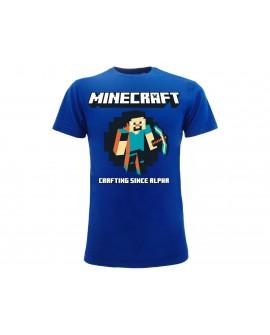 T-Shirt Minecraft Crafting since Alpha - MC12.BR