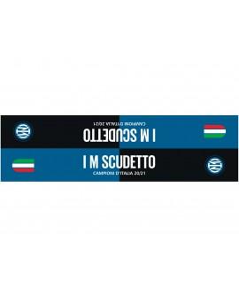 Sciarpa Inter FC Poliestere I M SCUDETTO 20/21 - INTSCRP6