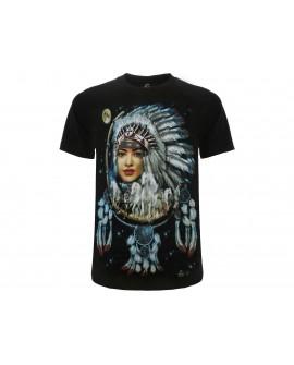 T-Shirt Nativi Americani - IND7
