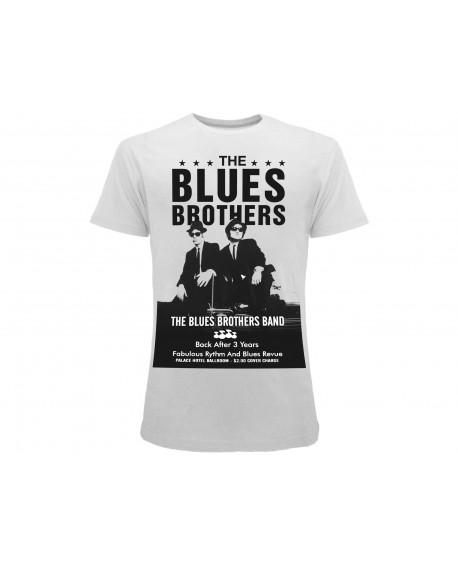 T-shirt The Blues Brothers - BBR1.BI