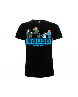T-Shirt Minecraft - MC8.NR
